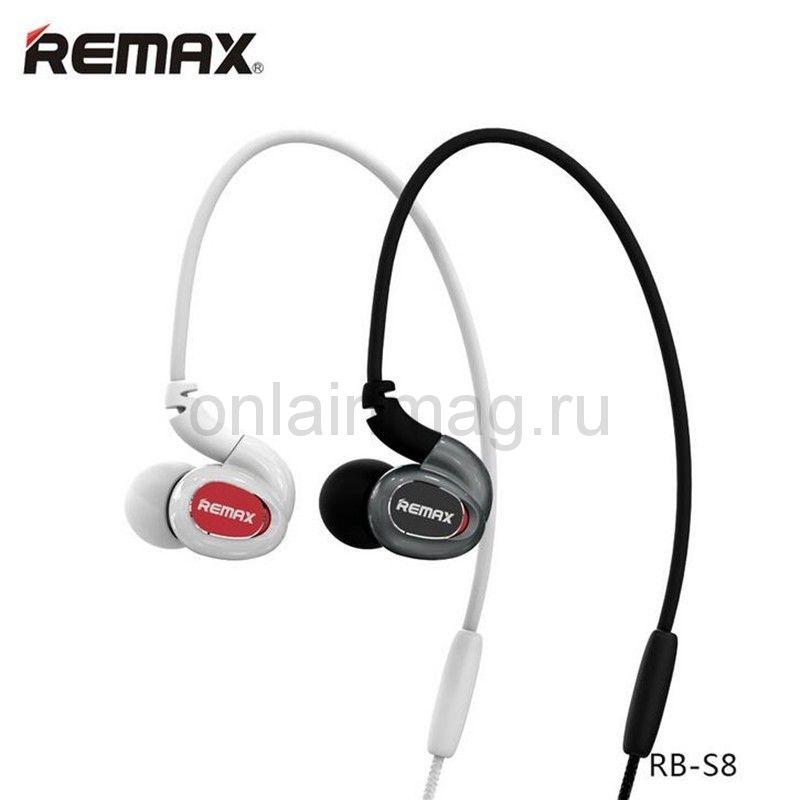 Наушники беспроводные Remax RB-S8 Sporty Earphone