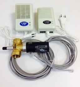 Система контроля загазованности СГК-2 (СО-СН)