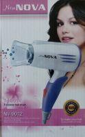 Складной дорожный фен NOVA NV-9012, 1400 w