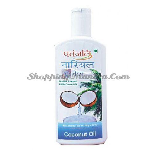 Кокосовое масло Патанджали Аюрведа | Divya Patanjali Pure Coconut Oil