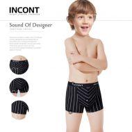 Трусы боксеры для мальчика 7-15 лет  INCONT  №INC2606