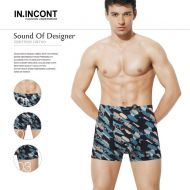 Мужские трусы боксеры  IN.INCONT  №INC3562