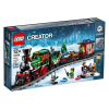 10254 Лего Зимний праздничный поезд