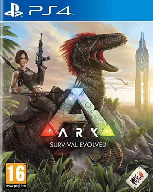Игра ARK Survival Evolved (PS4)