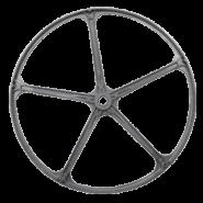 Шкив барабана для стиральной машины  Beko, LG 2802160100 Б/У