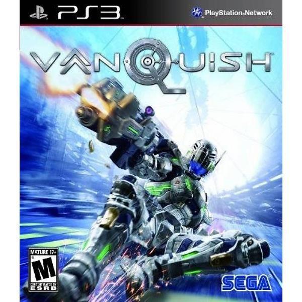 Игра Vanquish (PS3)