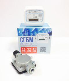 Газовый счетчик СГБМ-3,2 с НГ