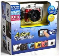 Экшн камера Action Camcorder HD