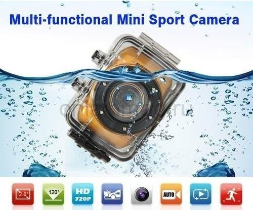 Экшн камера Action Camcorder HD