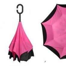 Умный зонт- Цвет-Розовый