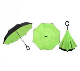 Умный зонт- Цвет-Салатовый