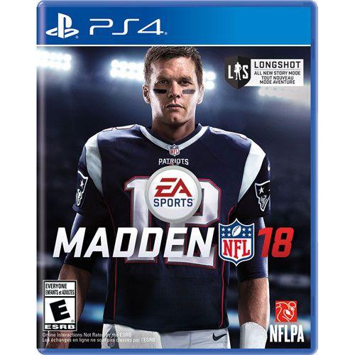 Игра Madden NFL 18 (PS4)