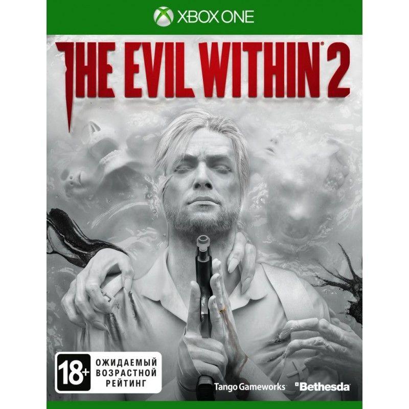 Игра The Evil Within 2 (Xbox One, русская версия)