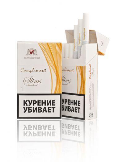 Сигареты Compliment №1 Standard