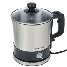 Электро кастрюля-чайник-пароварка Sakura SA-2132( код 1)