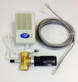 Система контроля загазованности СГК-1-СН4