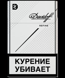 Сигареты Davidoff Refine White