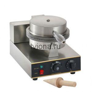 Вафельница для тонких вафель (стаканчиков)  GASTRORAG ZU-XGP-1E