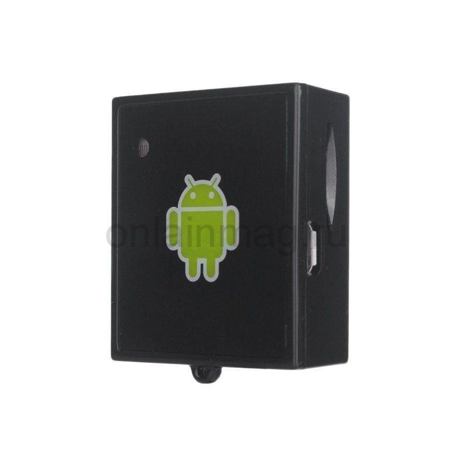 GSM GPRS GPS Tracker GT007B (ZJ126600) мини трекер