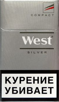 Сигареты West Compact Silver