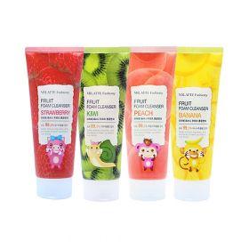 Milatte Fashiony Fruit Foam Cleanser 150ml - фруктовая пенка для умывания