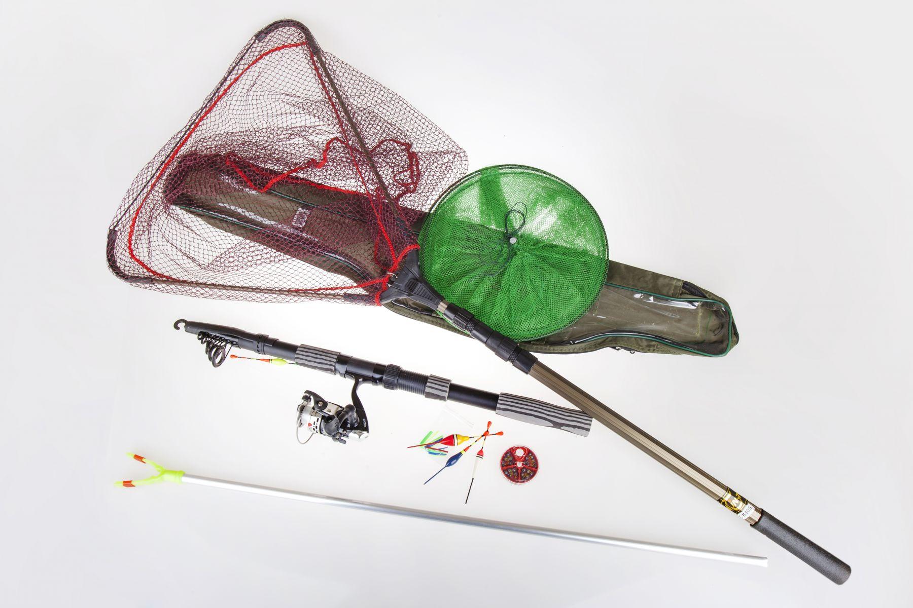 Что можно подарить рыбаку из снастей, оснастки 22