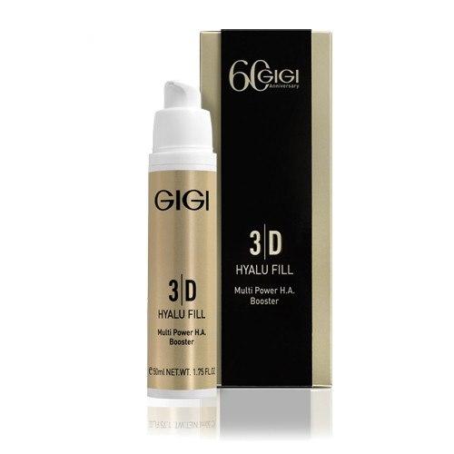 GIGI 3D Hyalu Fill - Крем-филлер с гиалуроновой кислотой