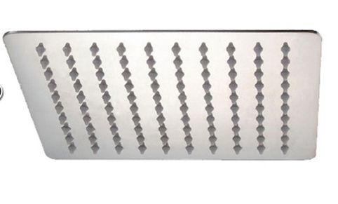 Тропический душ 200Х200мм металл