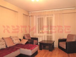 1-комнатная квартира в Октябрьском р-не г. Иркутска по ул. Красногвардейская