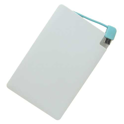 Аккумулятор Card Mobile Power Bank 6000 mAh