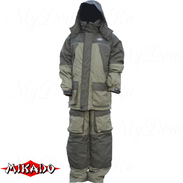 Костюм зимний Mikado (полукомбинезон + куртка) размер XL, шт
