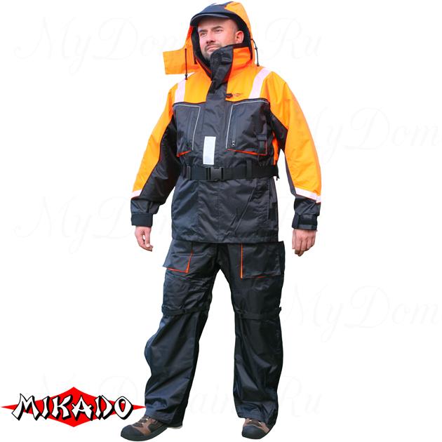 Костюм плавающий Mikado (полукомбинезон + куртка) размер XXL, шт