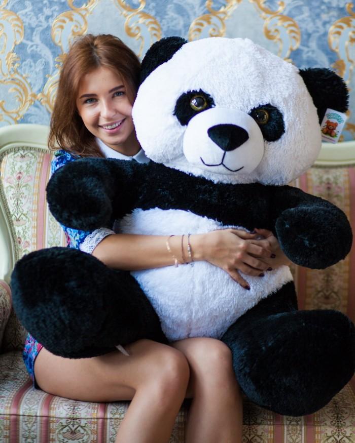 Панда 135см