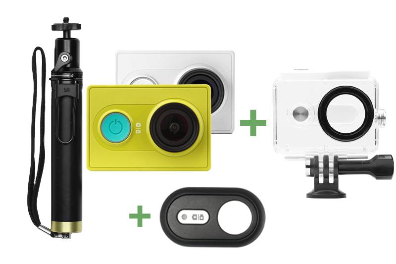 Экшн-камера Xiaomi Yi Extreme Edition