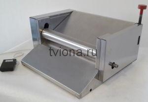 Тестораскаточная машина электрическая (нержавейка ) ТРМ- 403ЭН односторонняя регулировка
