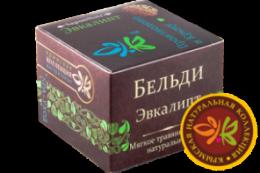 """Мягкое травяное мыло Бельди """"Эвкалипт""""  120 г"""
