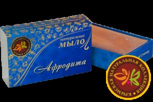 """Натуральное мыло ручной работы """"Афродита"""" 75г"""
