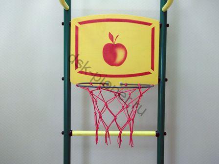 Щит баскетбольный для домашних ДСК и Качелей
