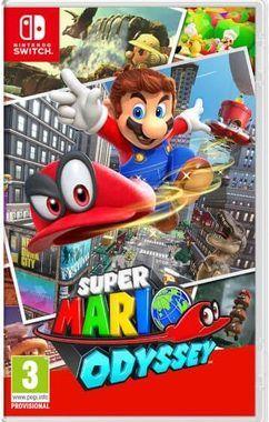 Игра Super Mario Odyssey (Nintendo Switch)