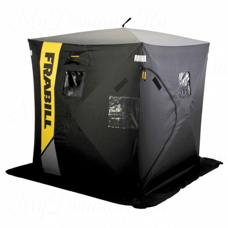 Палатка Frabill Thermal Frontier 2-Man Hub Shelterr для 2 человек, 152см*152см*170cм (#7001)