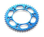 REAR SPROCKET BLUE Z-50