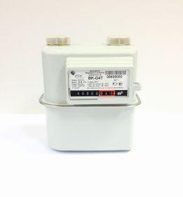 Газовый счетчик BK-G4T
