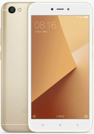 Xiaomi Redmi Note 5A 2/16GB Gold