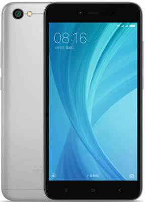 Xiaomi Redmi Note 5A 2/16GB Grey