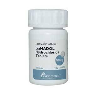 Трамадол 100 т., 50 мг.