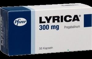 Лирика 300 (56 капсул)