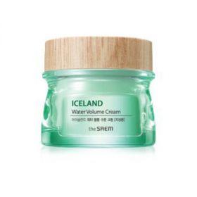 The SAEM Iceland Hydrating Water Volume Cream 80ml – крем увлажняющий минеральный для комбинированной кожи.
