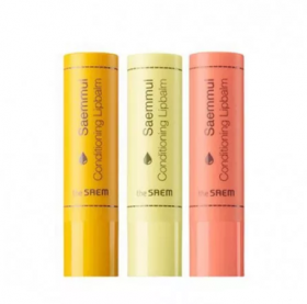 The Saem Saemmul Conditioning Lipbalm 3.3g - бальзам-стик для губ