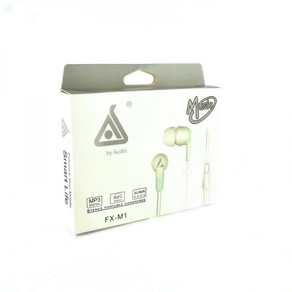 Наушники FX-M1 с микрофоном