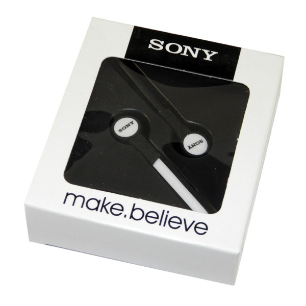 Наушники SONY make.believe